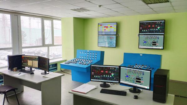 Цифровой тренажер готовит операторов котла и турбины Ново-Стерлитамакской ТЭЦ