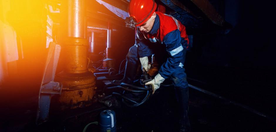 радиосвязь для шахтного оборудования
