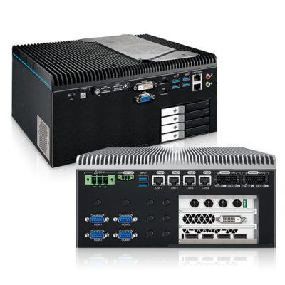 Новая компьютерная ИИ-система Vecow ECX-2600 PEG