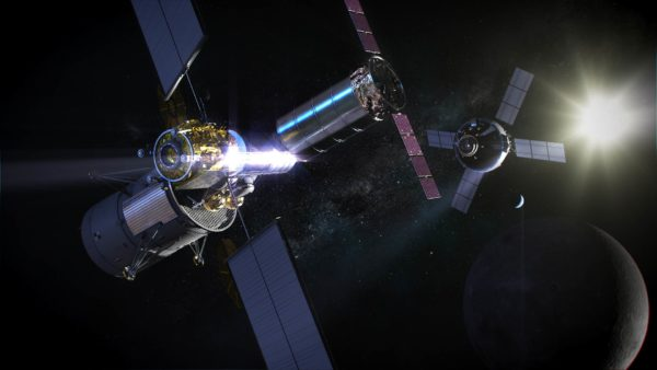TTEthernet – стандарт бортовой сети космической станции NASA Lunar Gateway