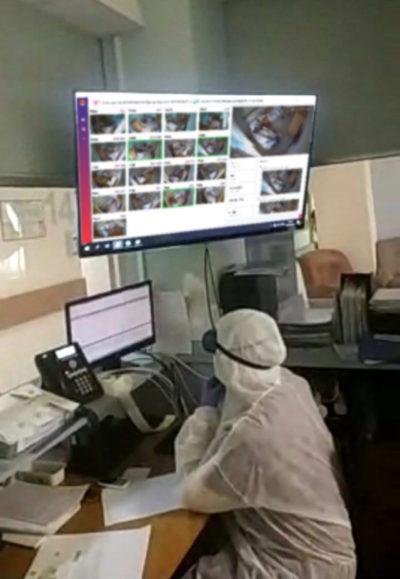 Искусственный интеллект помогает медикам в уходе за пациентами с COVID-19