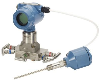 Rosemount 4088 MultiVariable предназначен для одновременного измерения разности давлений, статического давления и температуры