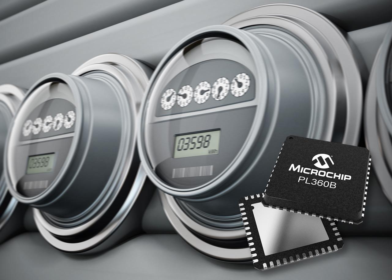 PLC-модем PL360B