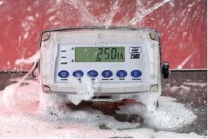 Водостойкий индикатор модели 250x