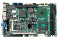 встраиваемая процессорная плата на Intel Core 2 Duo EBC-500