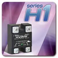 Панельные реле H1 от Crydom на напряжение 1600 В