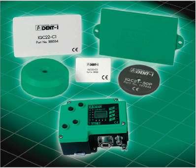 Навигационные кнопки с небольшим дисплеем (внизу, справа) обеспечивают пользователю большую гибкость при настройке считывающего устройства Pepperl+Fuchs Ident.