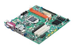 AIMB-501-  промышленная материнская плата формата Micro-ATX, на базе процессора Intel Core i 3-го поколения