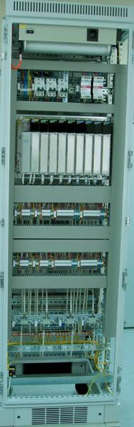 Внешний вид шкафа ввода/вывода (ША4 А5)