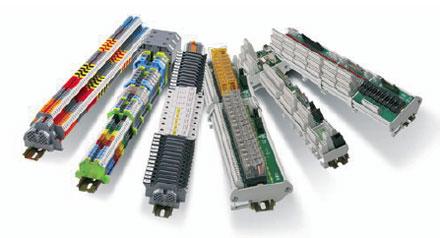 DIN-коннекторы - качественная замена терминальных блоков