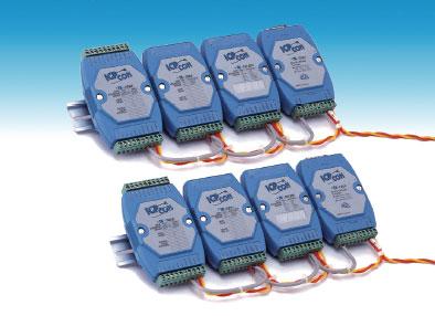 Недорогие и удобные контроллеры ICP DAS I-7188EG для систем управления