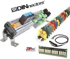 Новые клеммные блоки и соединительные кабели ZIPLink от AutomationDirect