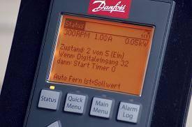 Начиная с версии программного обеспечения 6.64, преобразователи частоты серии FC-302 теперь имеют Smart Application Setup (SAS) - пошаговый мастер настройки