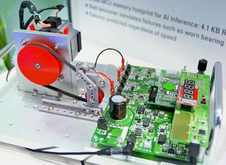 Встроенный ИИ позволит новому микроконтроллеру Renesas RX66T самому выявлять отказы бытовой техники