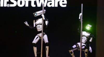 Роботы захватывают CeBIt