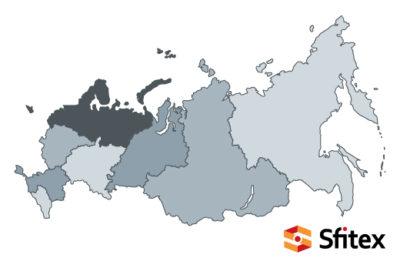 Sfitex расширяет границы: посетители из российских регионов приедут на выставку в Санкт-Петербург