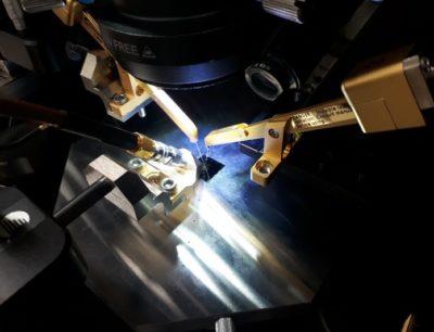 В Сколтехе разработали СВЧ интегральный электрооптический модулятор для 6G