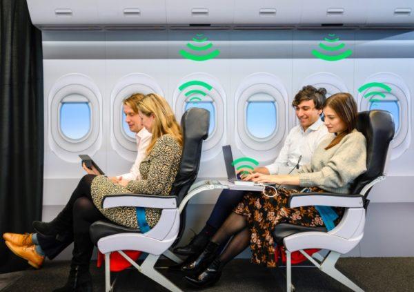 Signify внедряет связь Li-Fi на основе световых волн в автобусах и самолетах
