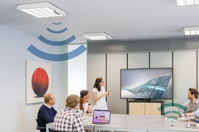 Производитель ламп Philips Hue анонсировал источники света для передачи данных со скоростью до 250 Мбит/с