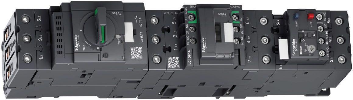 термомагнитный автоматический выключатель электродвигателей TeSys GV3