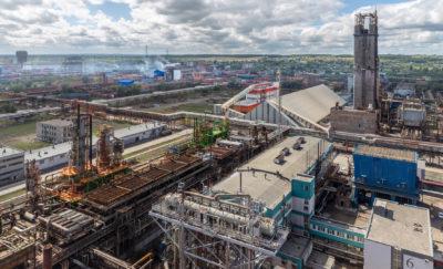 Энергосистема завода как на ладони - кемеровский Азот