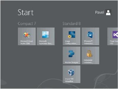 Приложения Windows RT