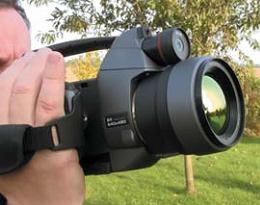 Благодаря объективу с уголом обзора 45° можно просканировать весь дом с расстояния в несколько метров