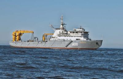 «Звездочка» — судно ВМФ проекта 20180