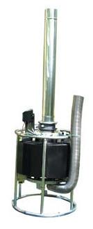 Рис. 9. Внешний вид генератора ГТГ-200