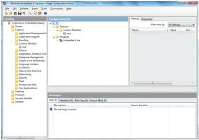 Подписанный модуль доступен для разработки образа ОС