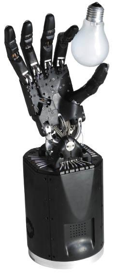 Рис. 4. Манипулятор, созданный компанией Shadow Robot, имеет 20 степеней свободы
