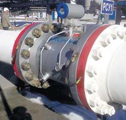 Учет нефти на нефтепроводе с применением UFM 3030
