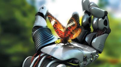 Система регулирования силовой чувствительности промышленных роботов