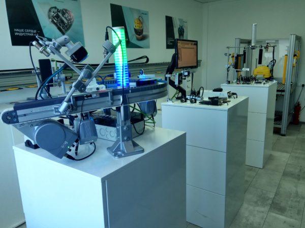 Компания BALLUFF открыла центр прикладных технологий «BALLUFF-Москва»