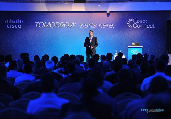 Поток «Технологии для совместной работы» будет работать в зале «Амур» и пресс-зале в течение всей конференции Cisco Connect, которая состоится 17–18 ноября в московском Центре международной торговли.