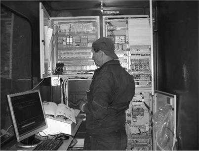 Так выглядит рабочее место оператора системы «АСУ-Директ», разработанной российской компанией «Меркурий»