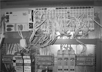 Контроллер Kontron ThinkIO с периферий WAGO, использующейся специалистами компании «Меркурий» для организации ввода-вывода