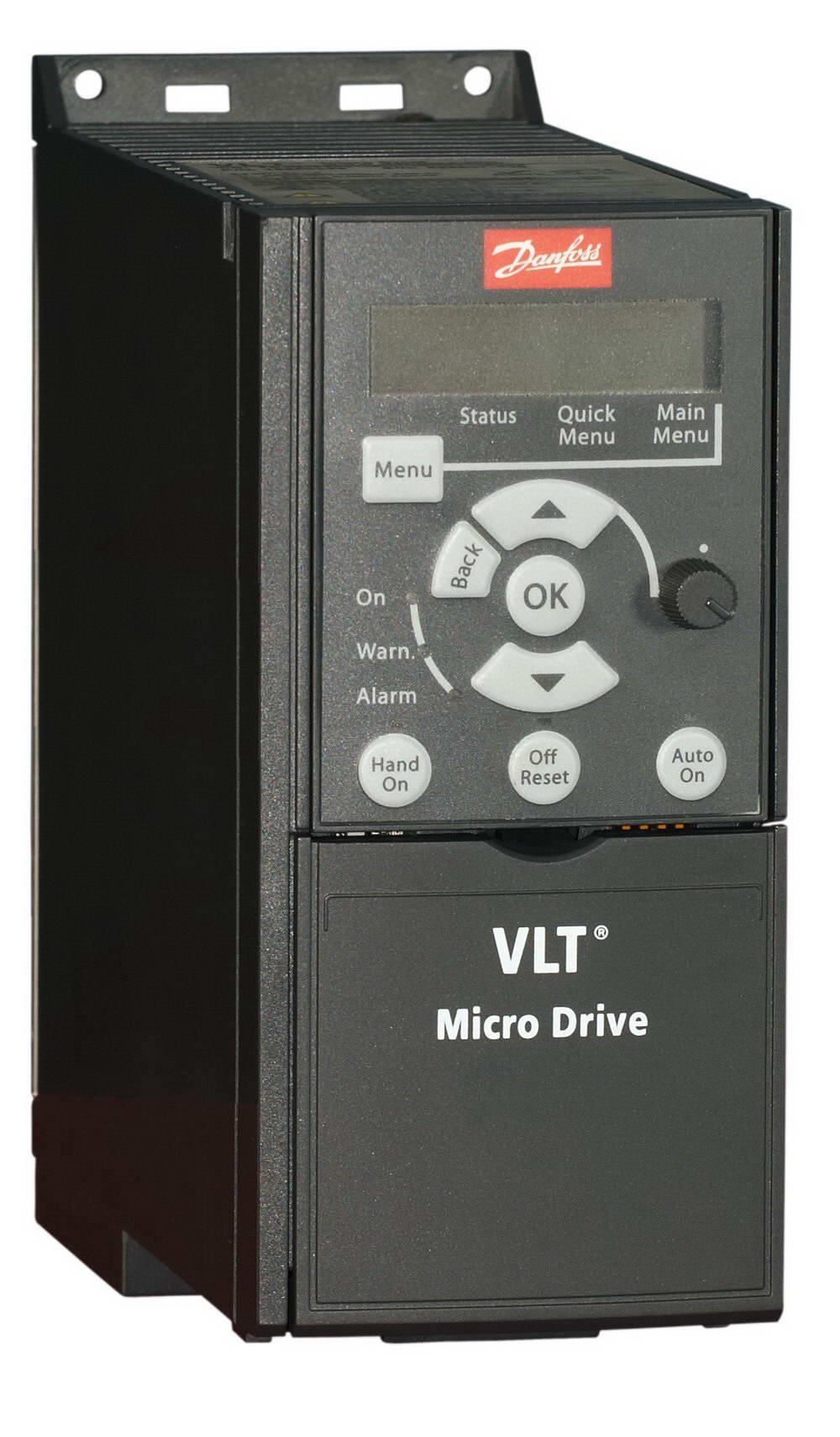 Преобразователь частоты Danfoss VLT