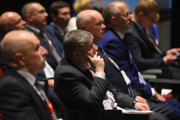 Российский международный энергетический форум в Санкт-Петербурге