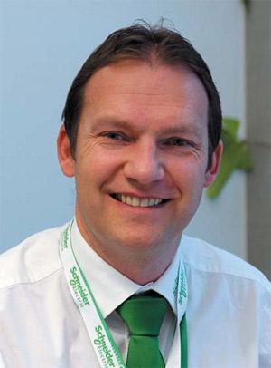 Йохан Вайланд (Jochen Weiland), вице-президент Schneider Electric