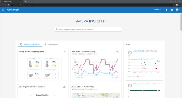«Клинкманн» представил новый облачный продукт AVEVA Insight