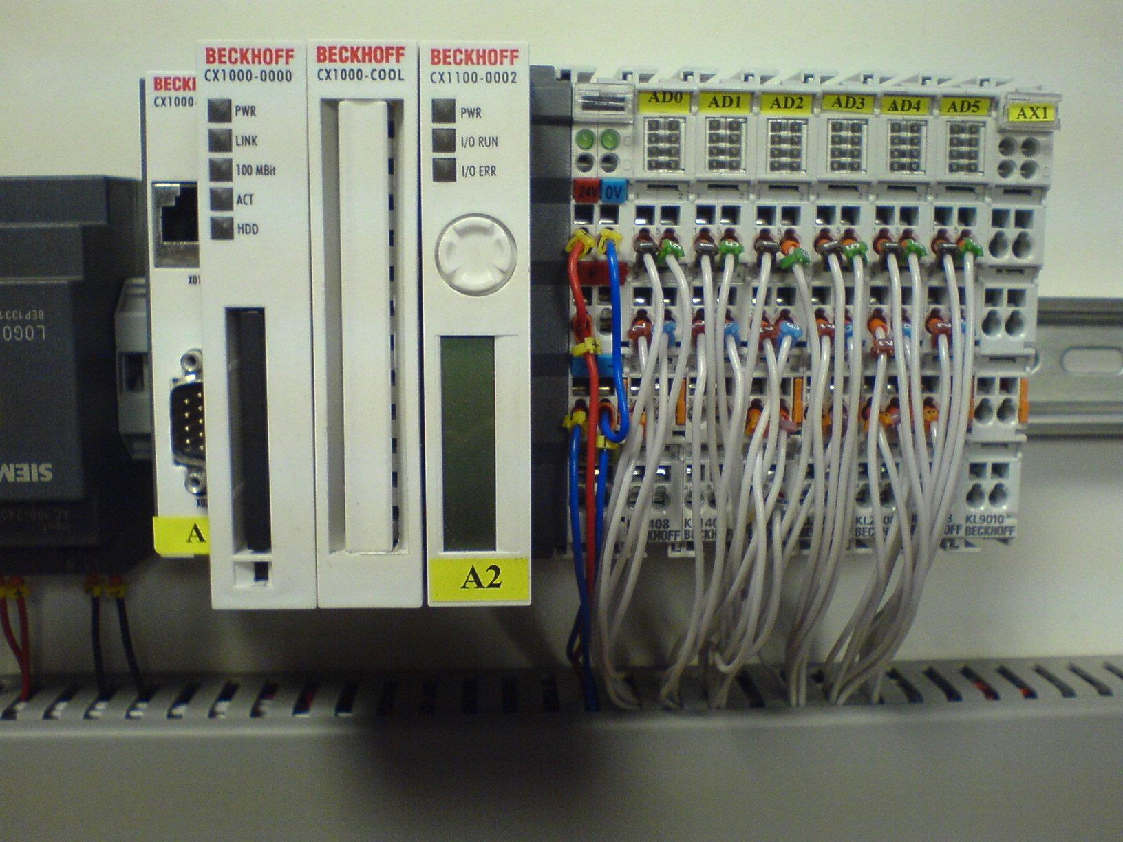 Съемные штекеры для модулей ввода-вывода серии KS от компании Beckhoff