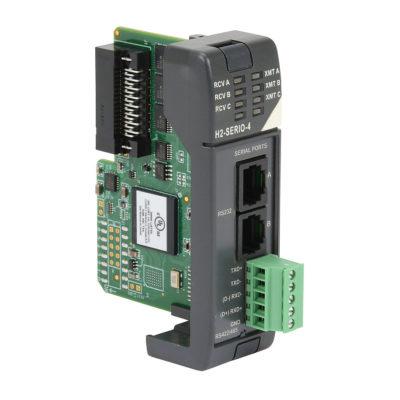 ПЛК серии Do-more H2 - новое поколение высокопроизводительных контроллеров от AutomationDirect
