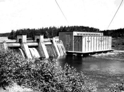 Лесогорской ГЭС