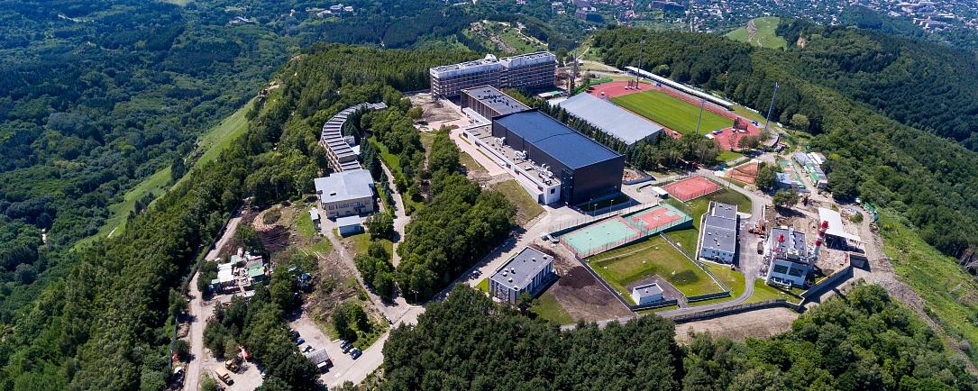Спортивный центр подготовки сборных и клубных команд «Юг Спорт»