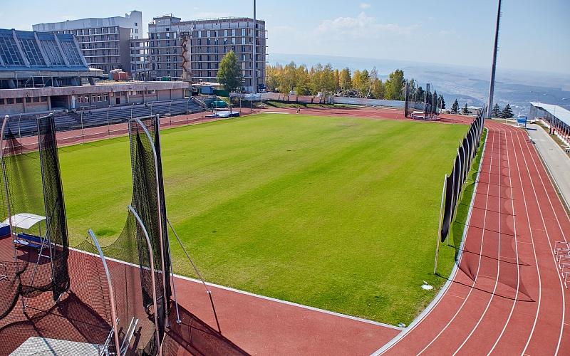 Территория центра «Юг Спорт»