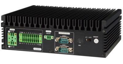 Новая модель промышленного компьютера для расширенного диапазона температур — RMatic-C0424J-T-1