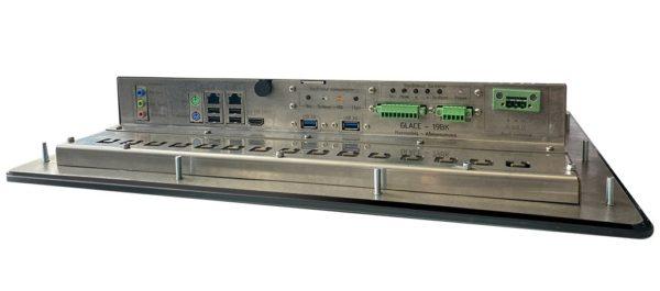 Компьютер GLACE-19: вид сбоку