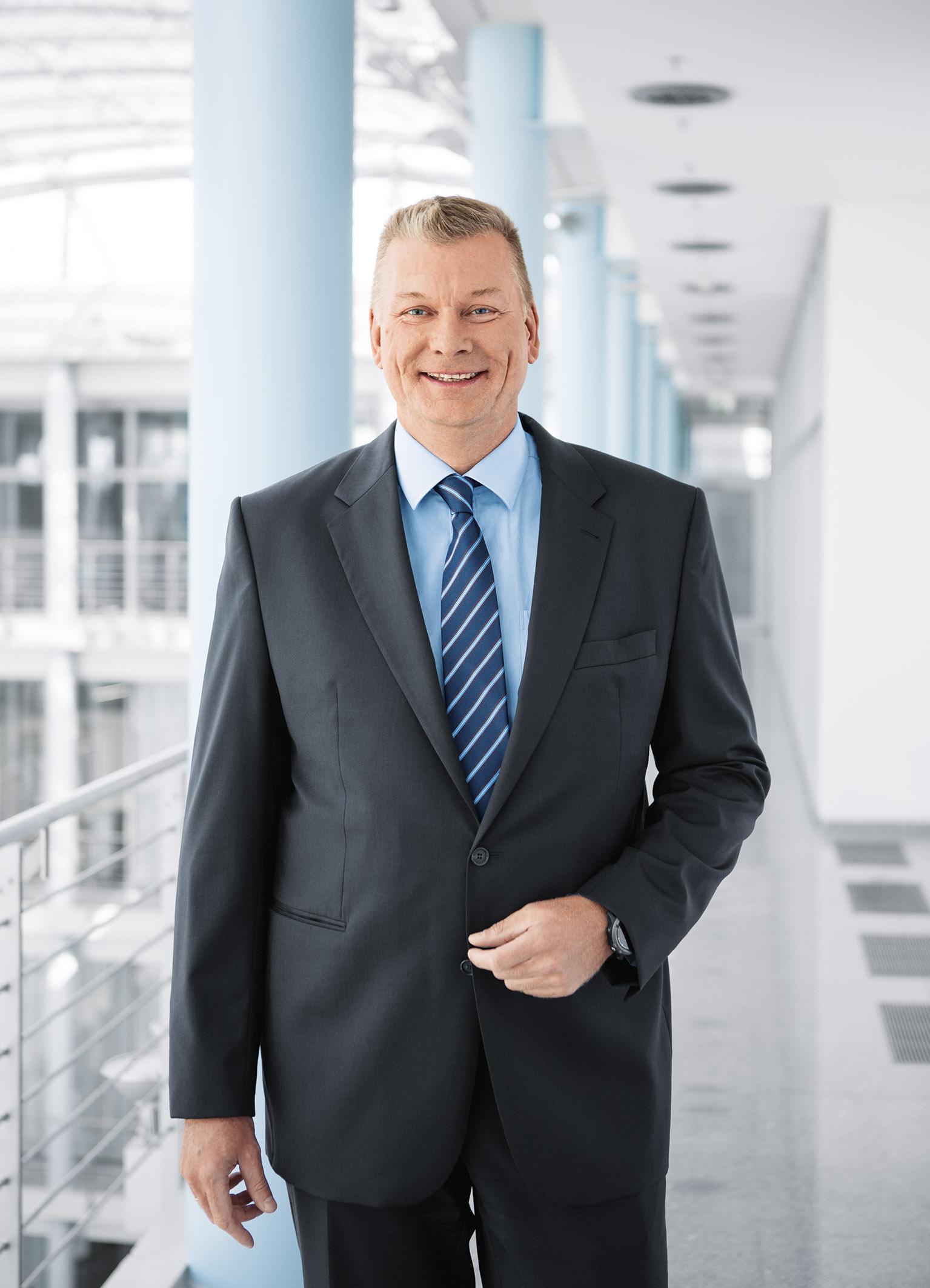 Член совета директоров Festo AG & CO KG, доктор Ансгар Кривет (Ansgar Kriwet)