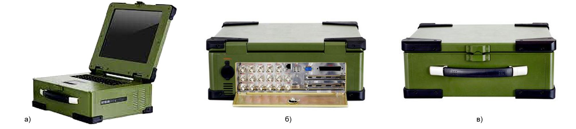 15-дюймовая портативная рабочая станция JEC-1503C